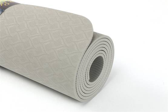 Eco yoga mat Elements Sand 4mm - Joogamatot - 7350001691497 - 1